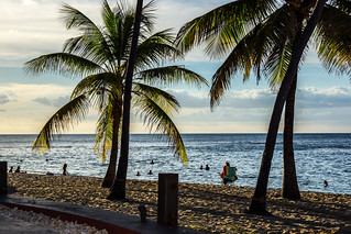 Image of Escambron Beach Escambron Beach. beach nature landscape puerto puertorico rico cerro gordo cerrogordo