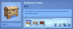 Tomfoolery Toybox