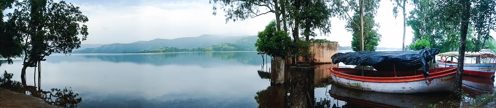 Shiv Sagar panorama