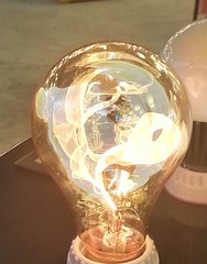 trophy(0.0), crystal(0.0), incandescent light bulb(1.0), glass(1.0), lighting(1.0),