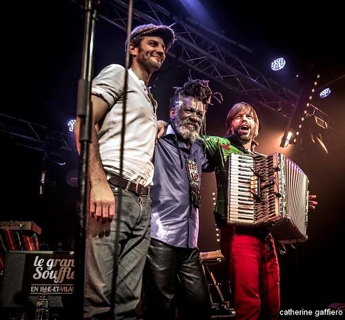 Winston McAnuff & Fixi @Grand Soufflet 2013