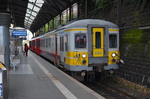 ET 644 der SNCB