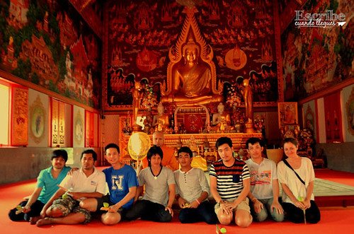 Ordenación monje budista