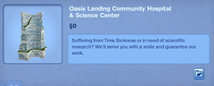 Oasis Landing Community Hospital and Science Center