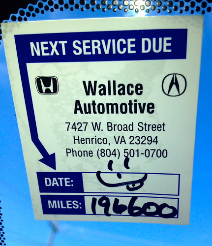 Wallace auto love for the BLR-Mobile