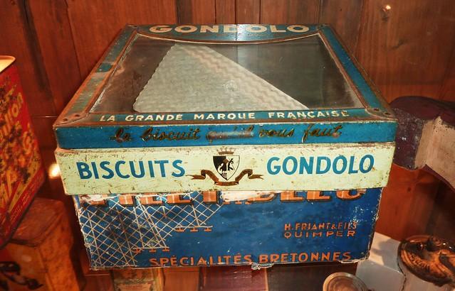 mus e le bunker de la rochelle boite de biscuits gondolo 1940 flickr photo sharing. Black Bedroom Furniture Sets. Home Design Ideas