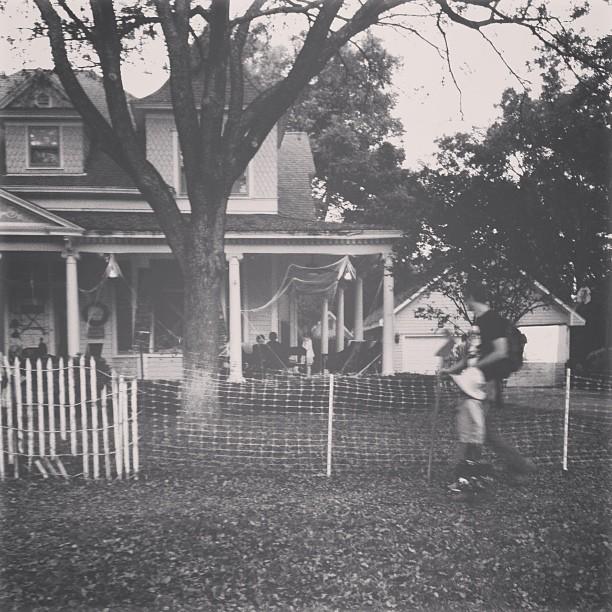 Halloween 2013. Georgetown, TX