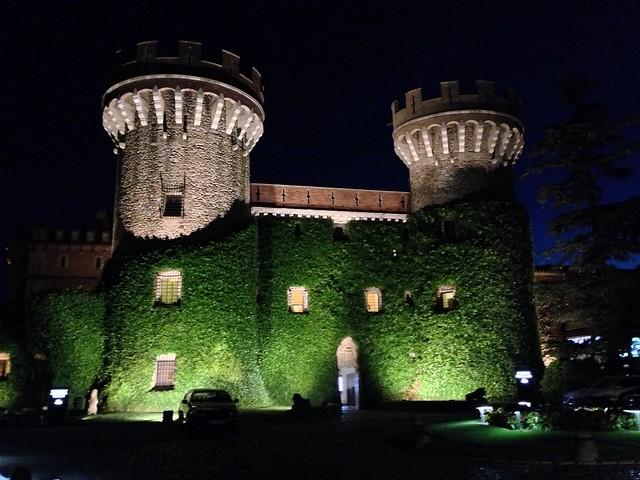 Restaurant el castell de Peralada