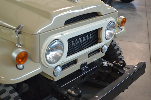 FJ 40 at 2013 CruiserFest