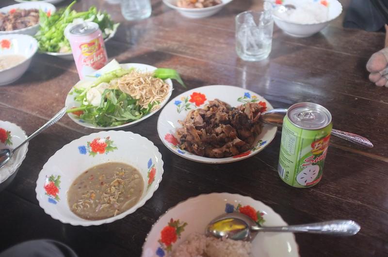 Kampong Thom - Daging Bakar