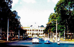 THE PALACE IN SAIGON 1959-60