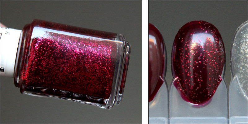 Essie toggle to the top swatch