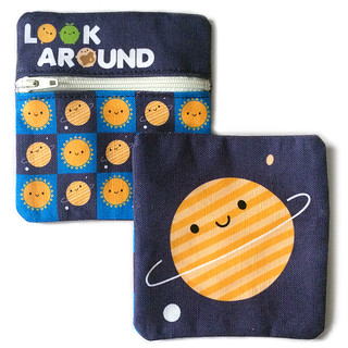 Happy Planet Coin Purse