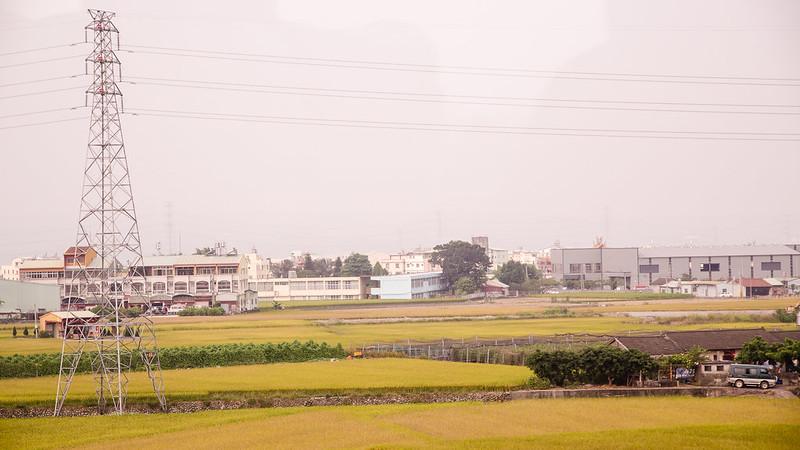 Utilities and Plantation at Taiwan