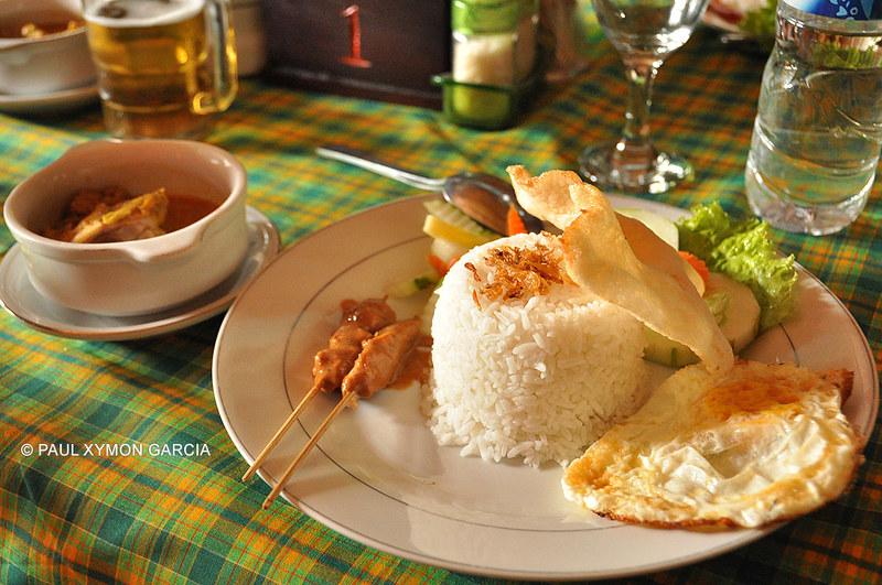 Nasi Campur, Bromo Tengger Semeru National Park, Indonesia