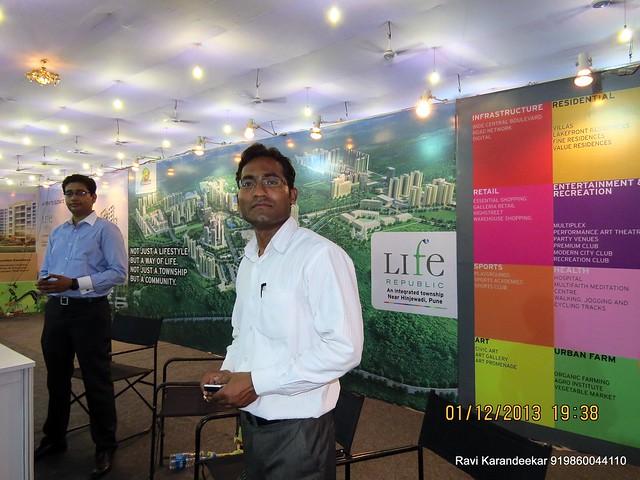www.liferepublic.in Life Republic Marunji Pune 411 057 - Maharashtra Times Property Show, 30th November & 1st December 2013, Sakhar Sankul, Na Ta Wadi, Shivaji Nagar, Pune