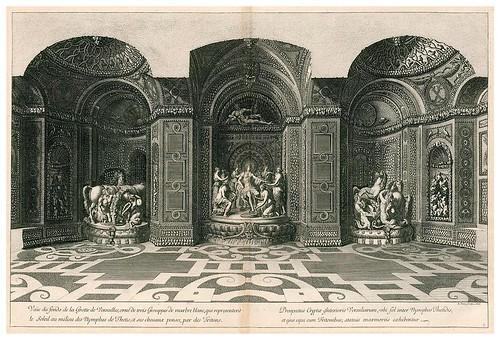 008-Description de la grotte de Versailles-1679- André Félibien- ETH-Bibliothek-e-rara