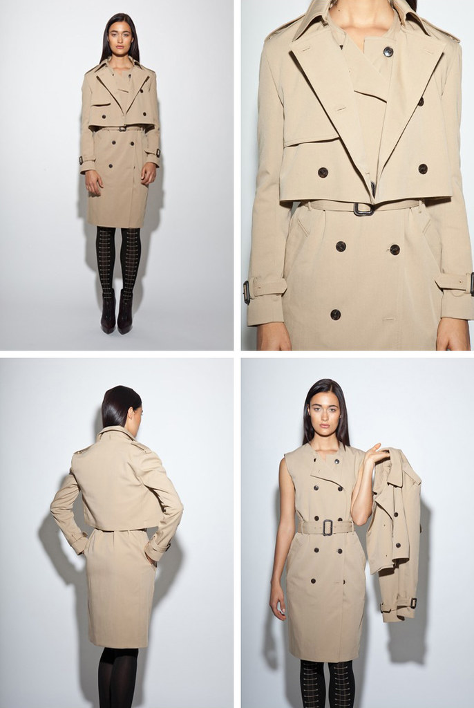 Coop & Hen Trench Coat