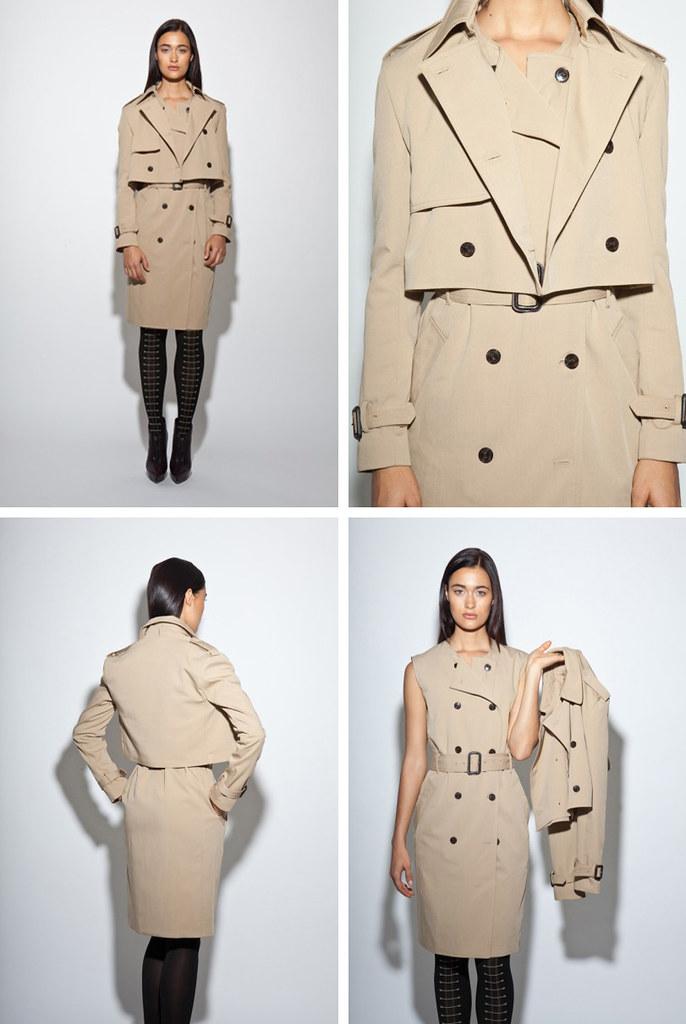 Coop & Hen Trench Coat