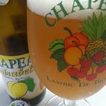 ベルギービール大好き!! シャポー・ミラベル Chapeau Mirabelle