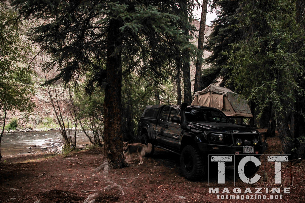 So You Found Yourself An Rtt Roof Top Tent Toyota