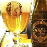 ベルギービール大好き!! グーデンカロルス・トリプルGouden Carolus Tripel @ドルフィンズ天満橋