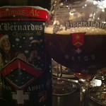 ベルギービール大好き!!セント・ベルナルデュス・クリスマスSt. Bernardus Christmas @ベルオーブ六本木