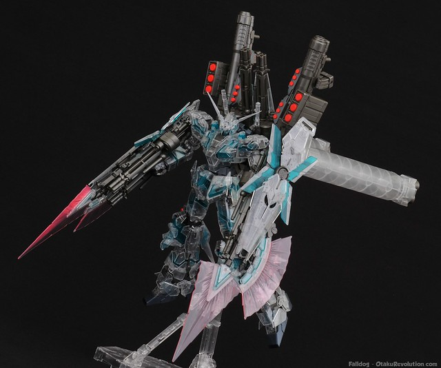 MG Clear Full Armor Unicorn - Snap Fit 7