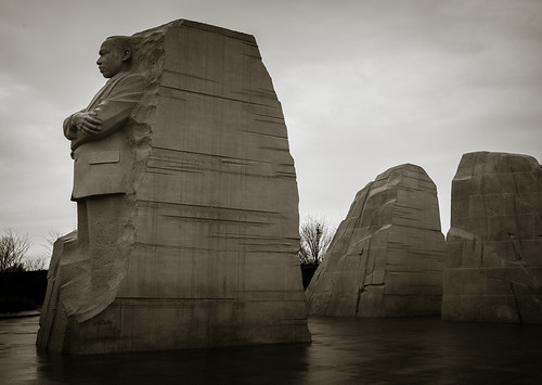 The Martin Luther King, Jr. Memorial is the newest addition to the National Mall in Washington, D.C.