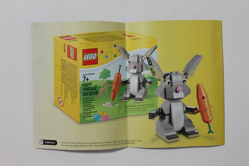 LEGO Seasonal Easter Bunny (40086)