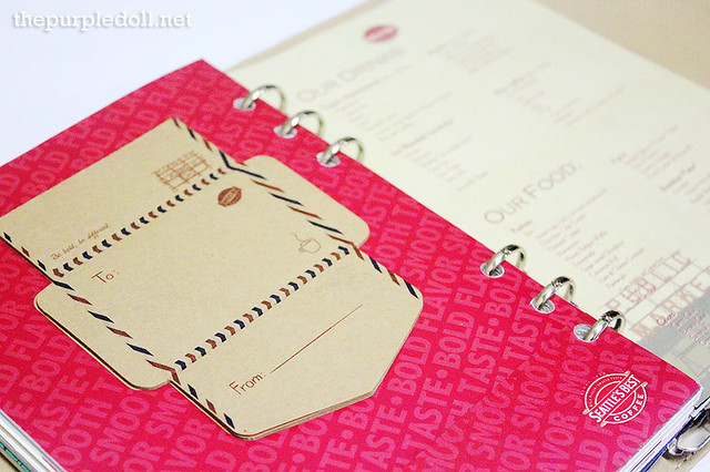 SBC Dream Journal Envelope Notes