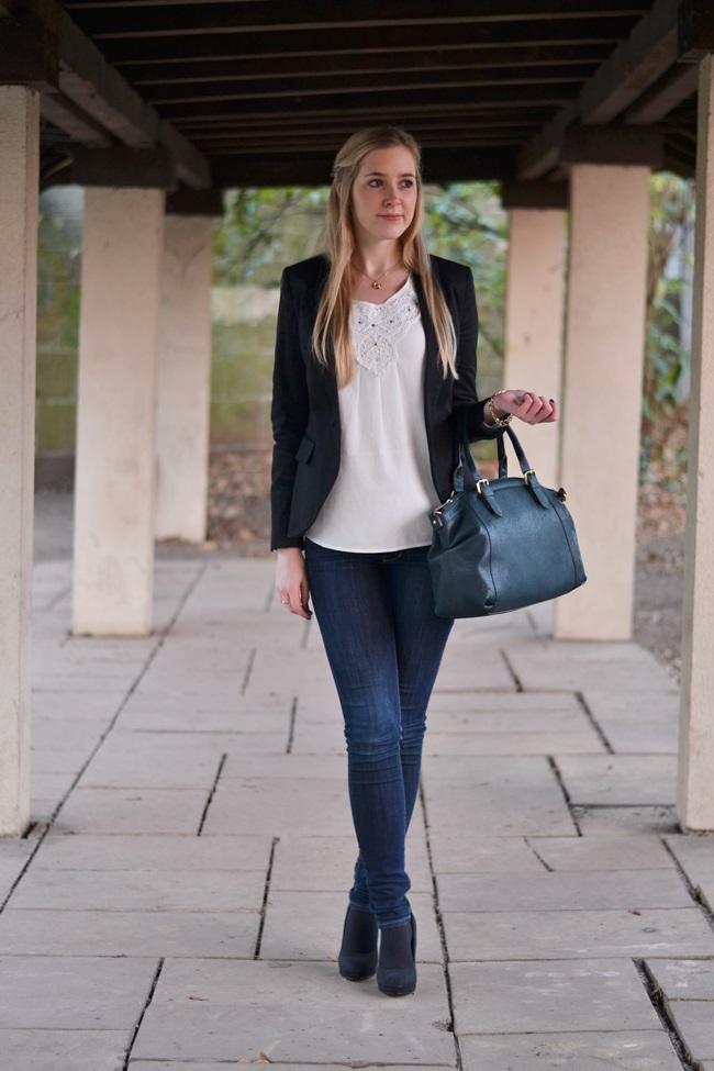 Outfit Silvester 2013 BLazer schick (7)