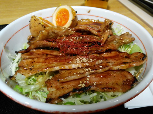 Sumiyaki Butadon