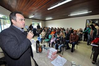"""Sérgio Butka: """"Esta é o pontapé inicial de um grande projeto nacional de luta pelos direitos dos trabalhadores na esfera política"""""""