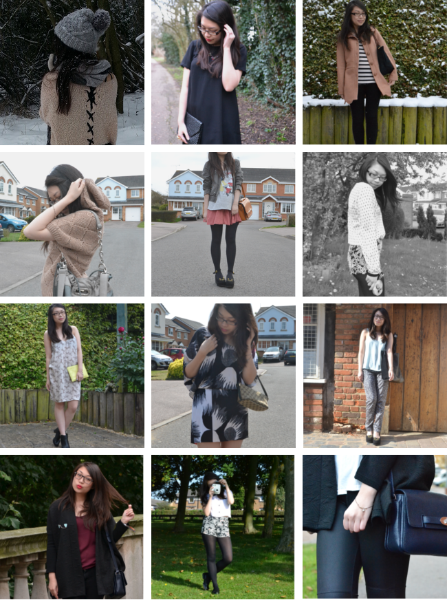 Daisybutter - UK Style and Fashion Blog: what i wore, outfit photos, 2013 in photos, style diary, uk fashion blogger