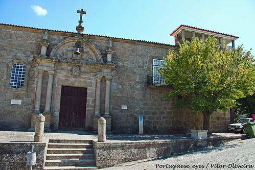 Convento Beneditino de Nossa Senhora da Purificação - Moimenta da Beira - Portugal