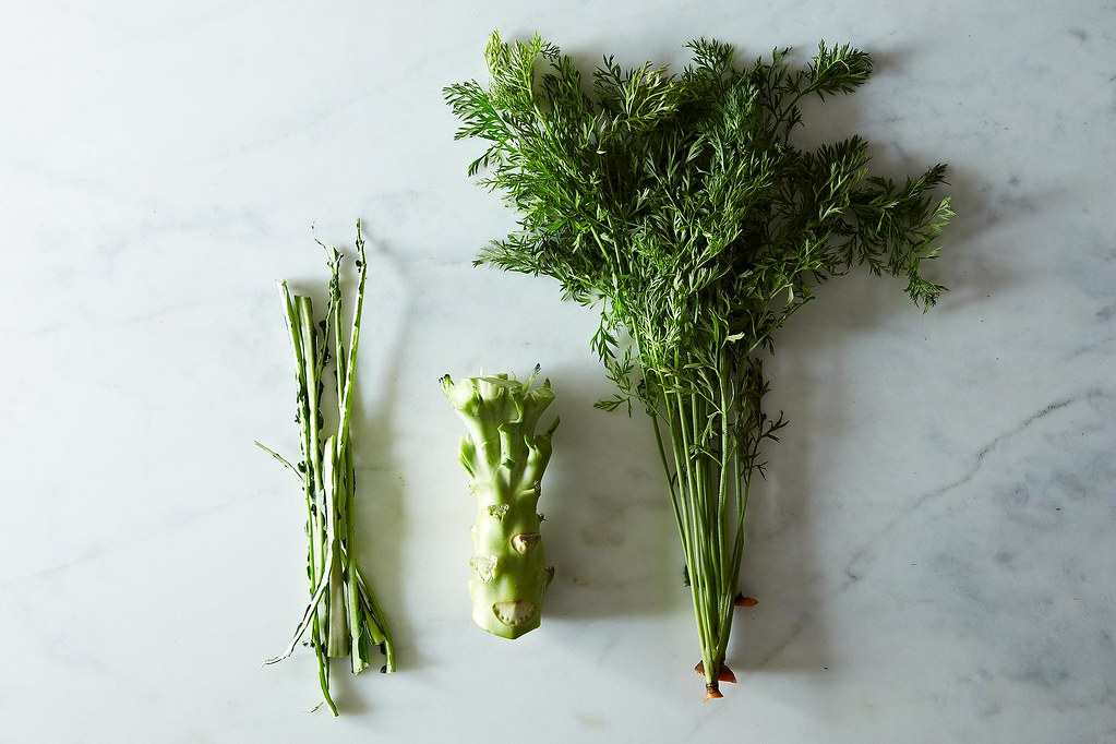 How to Use All of Your Vegetables on Food52