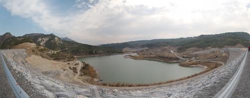 panorama dam trnc northcyprus kktc geçitköydam