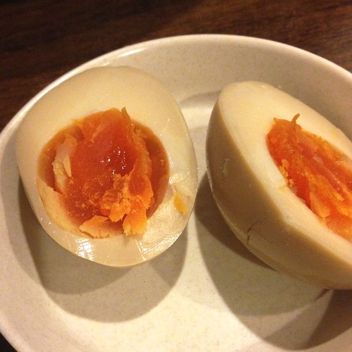 Ajitsuke tamago — marinated soft-boiled eggs for ramen