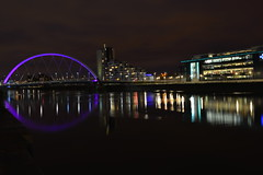 Clyde Arc Glasgow