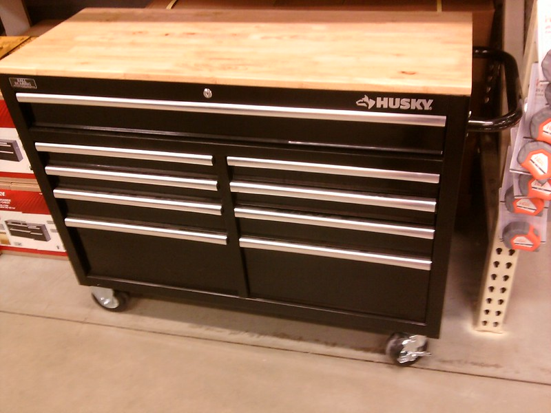 Tool Chest Review Sears Tractor Supply Lowes Home Depot Harbor Freight The Garage Journal Board