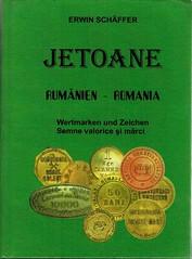 Jetoane, Erwin Schaffer cover