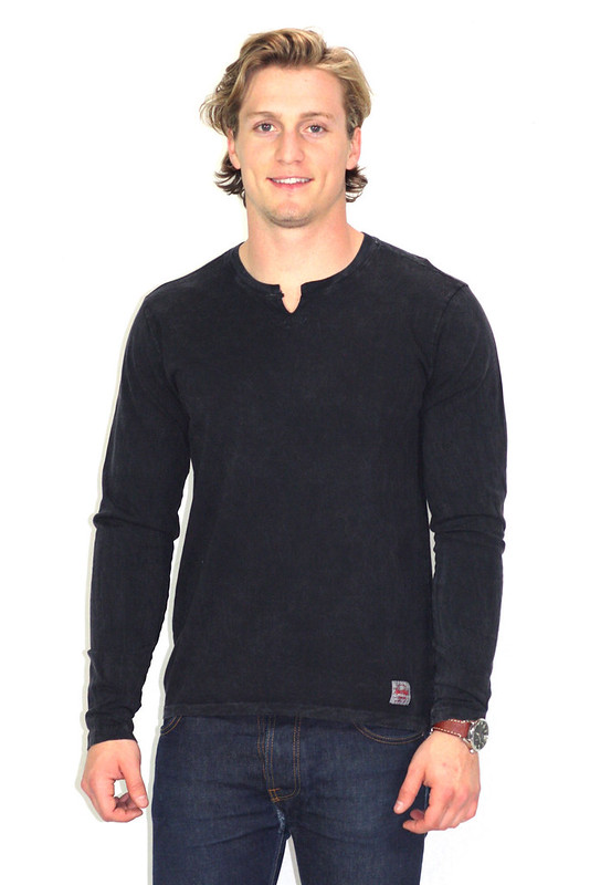 Sportiqe Black COACHELLA Long Sleeve T-Shirt