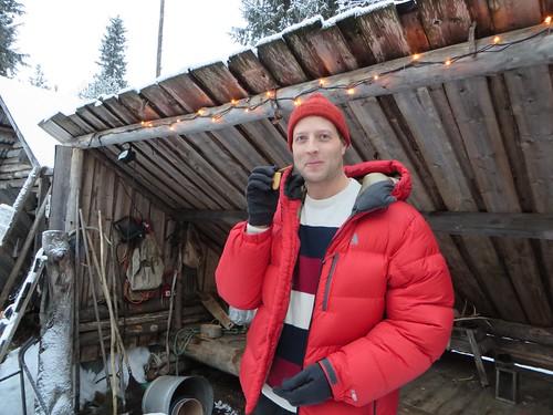 finland rovaniemi lapland äkäslompolo finl