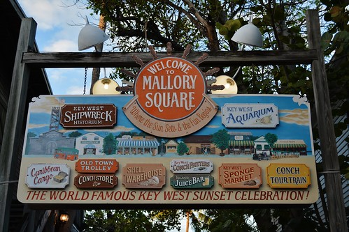 Mallory Square marketplace
