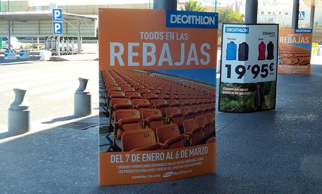 promoções de inverno na Espanha