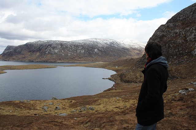 Getting lost in North Harris