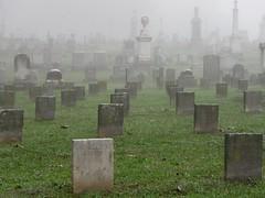 Edge Hill Cemetery, October 15, 2013