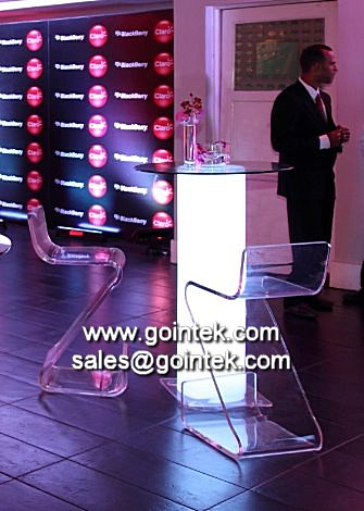 bijgewerkt led ronde krukken, bar meubels | flickr photo