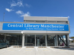 Central Library Manchester